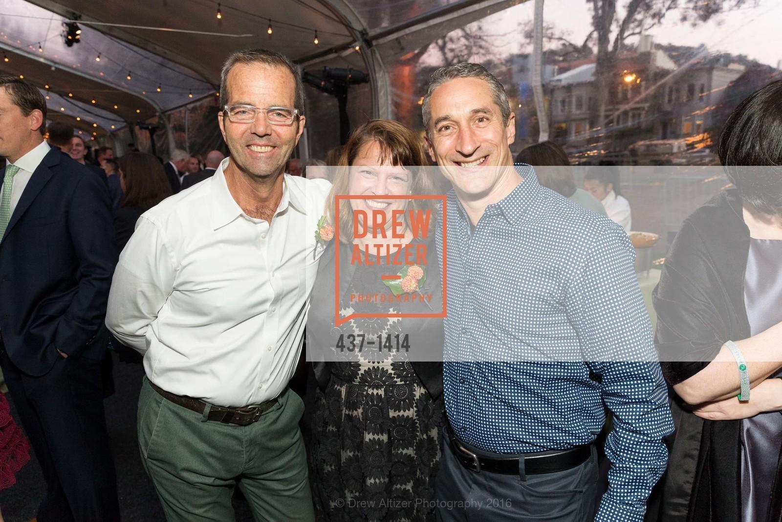 David Allen, Rachel Norton, Mark Murphy, Photo #437-1414