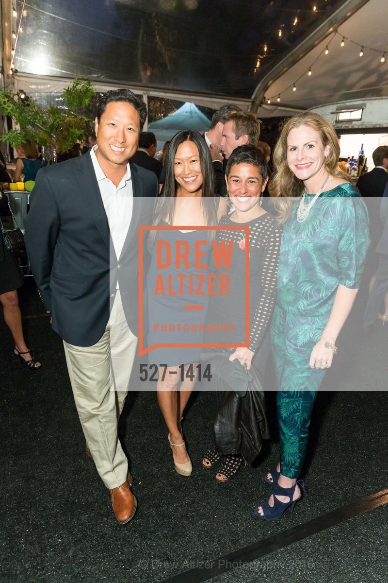 Rob Chang, Angela Chang, Emily Ginsburg, Laurel Fraiser, Photo #527-1414