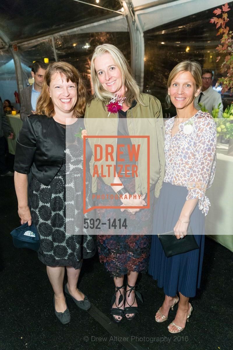 Rachel Norton, Tricia Sellmann, Leith Barry, Photo #592-1414