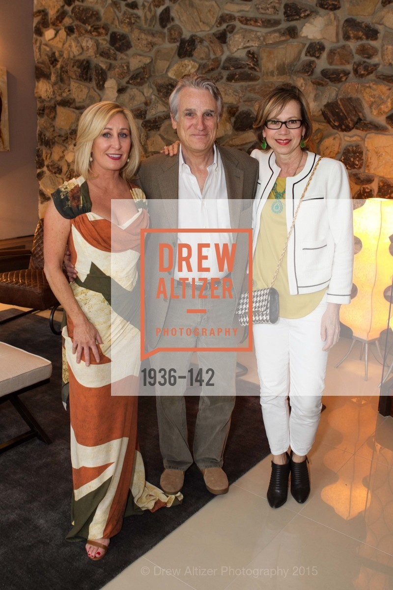 Lisa Keith, John Cesario, Anna Cesario, THE MAN WITHIN book launch with Randolph Churchill, Private Residence, June 2nd, 2015,Drew Altizer, Drew Altizer Photography, full-service agency, private events, San Francisco photographer, photographer california