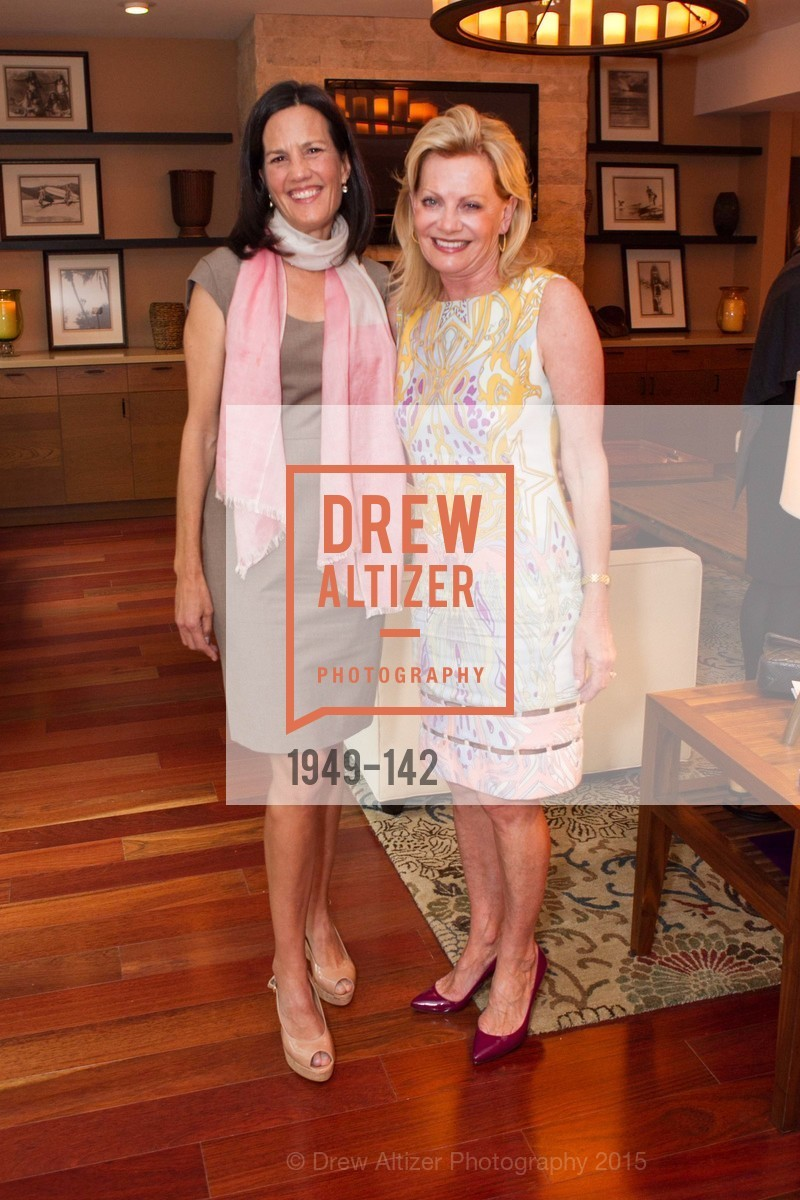 Laurie Rohrbach, Alison Carlson, THE MAN WITHIN book launch with Randolph Churchill, Private Residence, June 2nd, 2015,Drew Altizer, Drew Altizer Photography, full-service event agency, private events, San Francisco photographer, photographer California