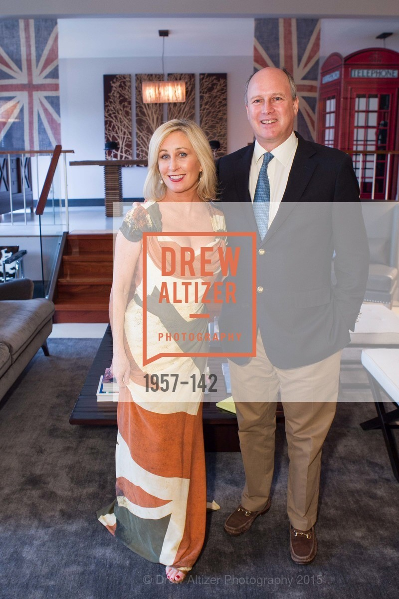 Lisa Keith, Randolph Churchill, THE MAN WITHIN book launch with Randolph Churchill, Private Residence, June 2nd, 2015
