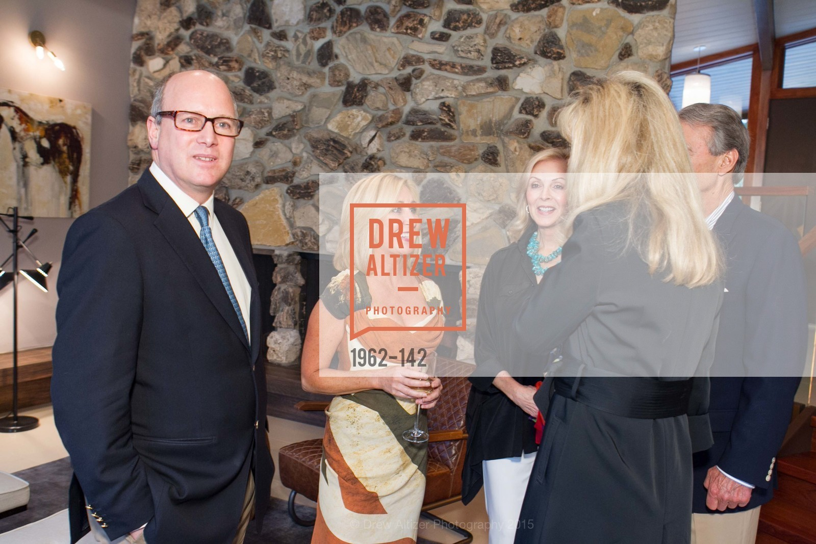 Randolph Churchill, Lisa Keith, THE MAN WITHIN book launch with Randolph Churchill, Private Residence, June 2nd, 2015,Drew Altizer, Drew Altizer Photography, full-service agency, private events, San Francisco photographer, photographer california