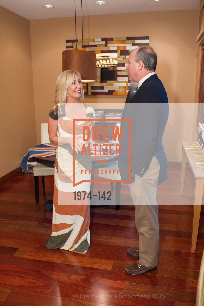 Lisa Keith, Randolph Churchill, THE MAN WITHIN book launch with Randolph Churchill, Private Residence, June 2nd, 2015
