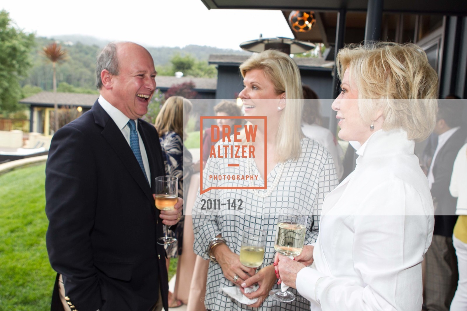 Randolph Churchill, Mary Beth Holman, Barbara Cameron, THE MAN WITHIN book launch with Randolph Churchill, Private Residence, June 2nd, 2015,Drew Altizer, Drew Altizer Photography, full-service agency, private events, San Francisco photographer, photographer california