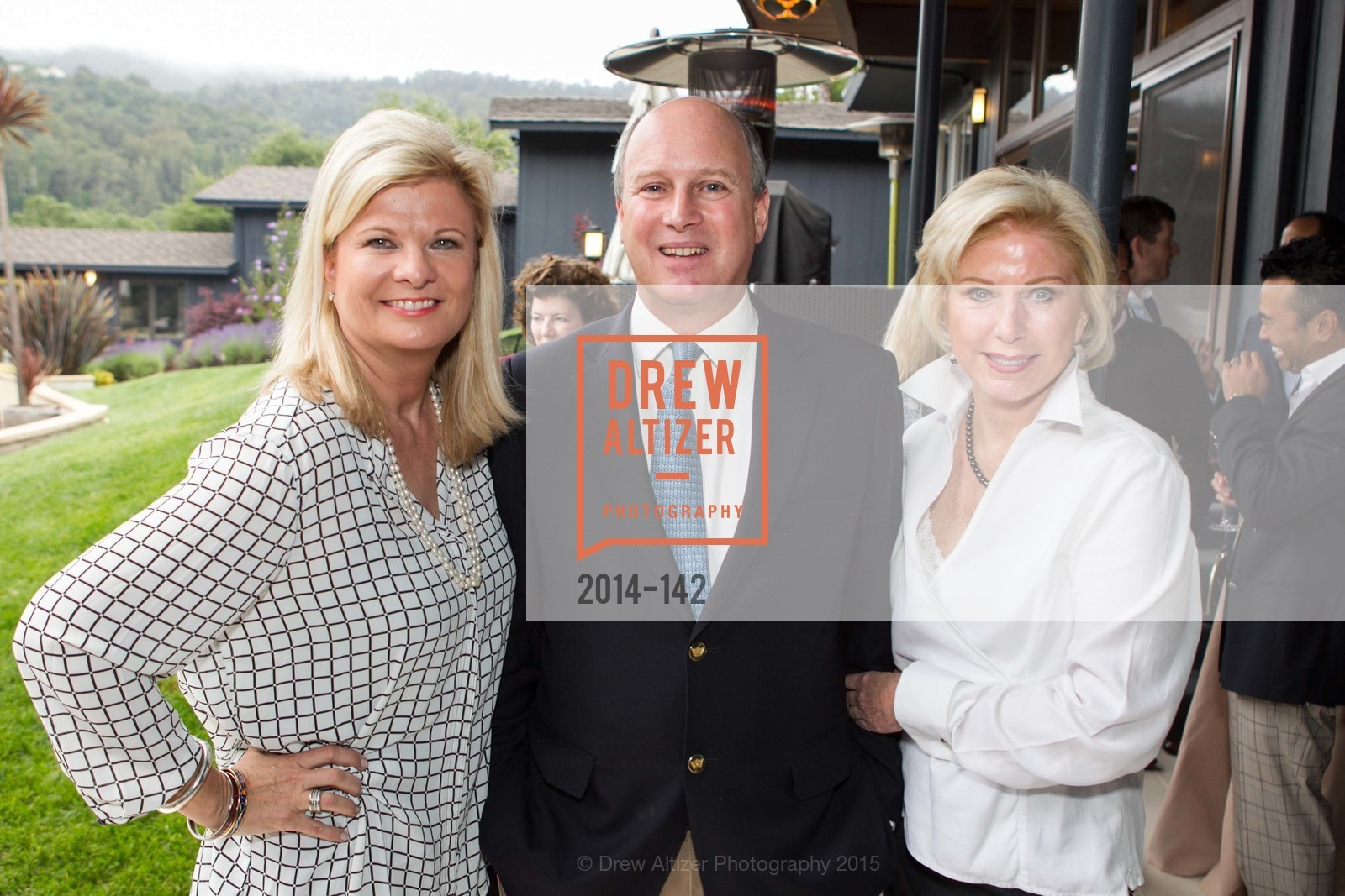 Mary Beth Holman, Randolph Churchill, Barbara Cameron, THE MAN WITHIN book launch with Randolph Churchill, Private Residence, June 2nd, 2015,Drew Altizer, Drew Altizer Photography, full-service agency, private events, San Francisco photographer, photographer california