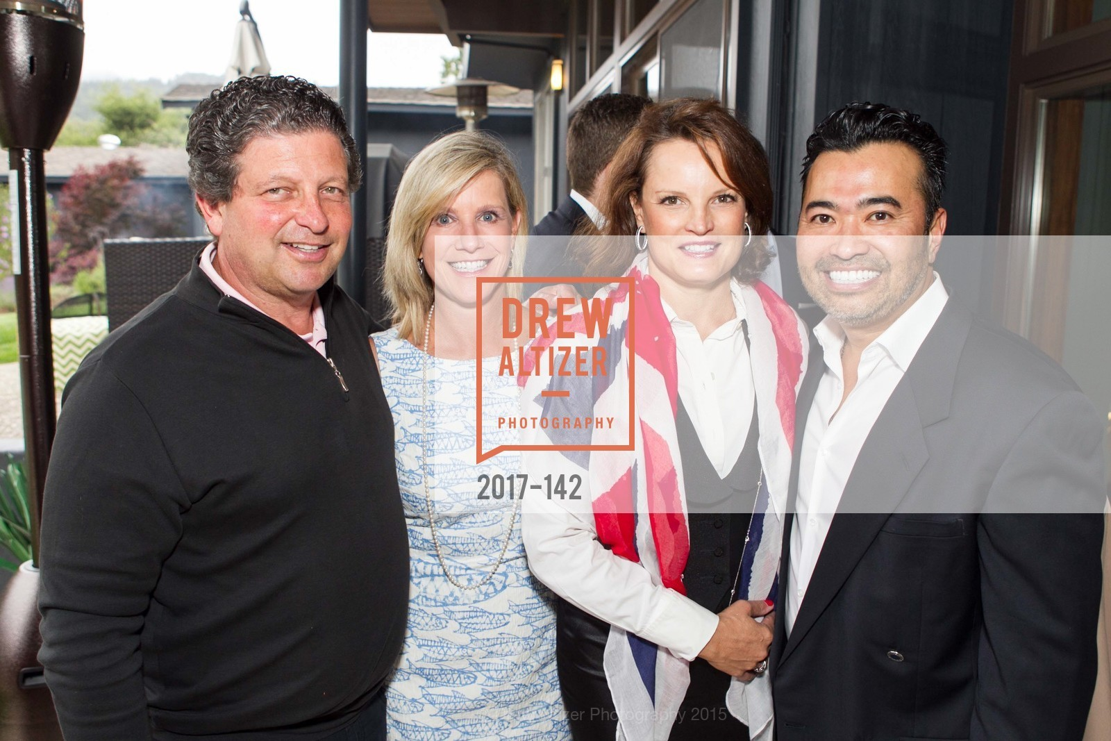 Warren Weiss, Carol Ann Weiss, Kelly Tejada, Willie Tejada, THE MAN WITHIN book launch with Randolph Churchill, Private Residence, June 2nd, 2015,Drew Altizer, Drew Altizer Photography, full-service agency, private events, San Francisco photographer, photographer california