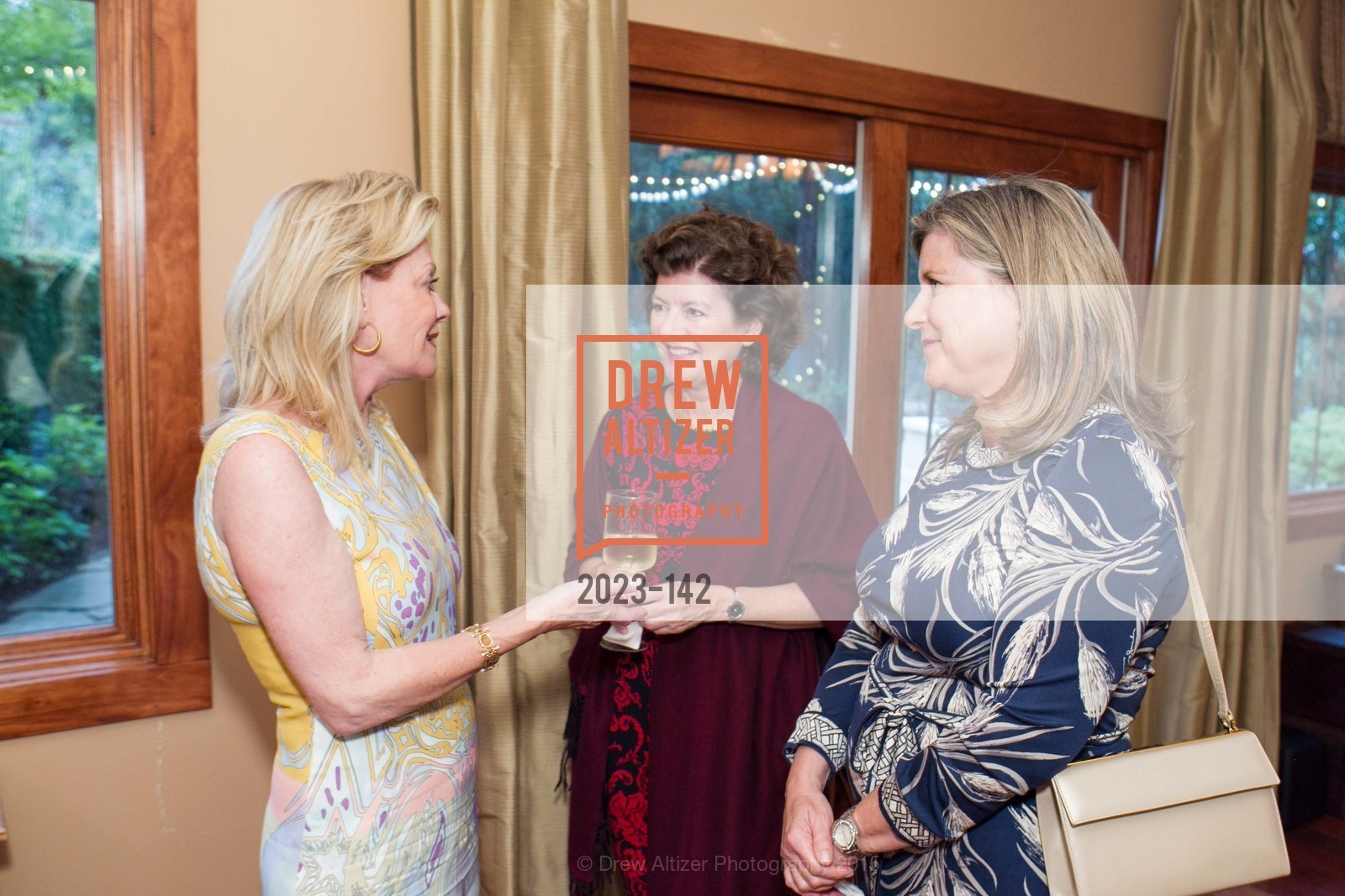 Alison Carlson, Jacqueline Witte, Wynne Dubovoy, THE MAN WITHIN book launch with Randolph Churchill, Private Residence, June 2nd, 2015,Drew Altizer, Drew Altizer Photography, full-service agency, private events, San Francisco photographer, photographer california