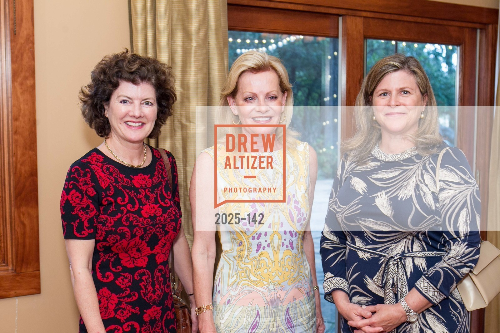 Jacqueline Witter, Alison Carlson, Wynne Dubovoy, THE MAN WITHIN book launch with Randolph Churchill, Private Residence, June 2nd, 2015,Drew Altizer, Drew Altizer Photography, full-service event agency, private events, San Francisco photographer, photographer California