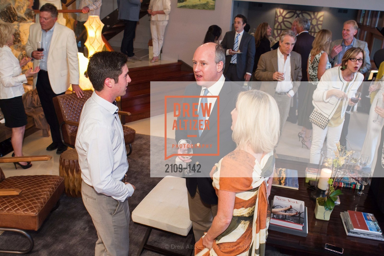 Mark Gerhart, Randolph Churchill, Lisa Keith, THE MAN WITHIN book launch with Randolph Churchill, Private Residence, June 2nd, 2015,Drew Altizer, Drew Altizer Photography, full-service agency, private events, San Francisco photographer, photographer california