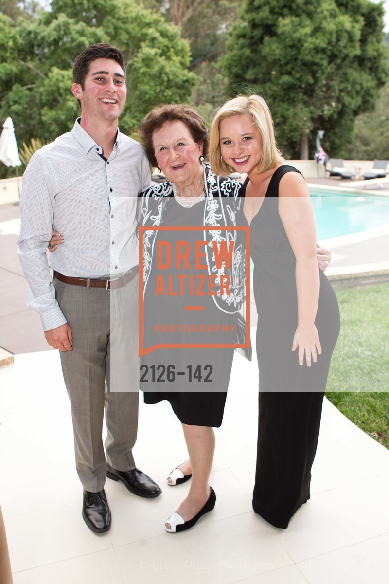 Mark Gerhart, Suzanne Keith, Madeleine Gerhart, THE MAN WITHIN book launch with Randolph Churchill, Private Residence, June 2nd, 2015,Drew Altizer, Drew Altizer Photography, full-service agency, private events, San Francisco photographer, photographer california