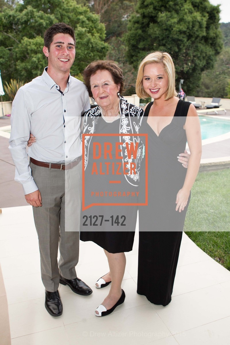 Mark Gerhart, Suzanne Keith, Madeleine Gerhart, THE MAN WITHIN book launch with Randolph Churchill, Private Residence, June 2nd, 2015,Drew Altizer, Drew Altizer Photography, full-service event agency, private events, San Francisco photographer, photographer California