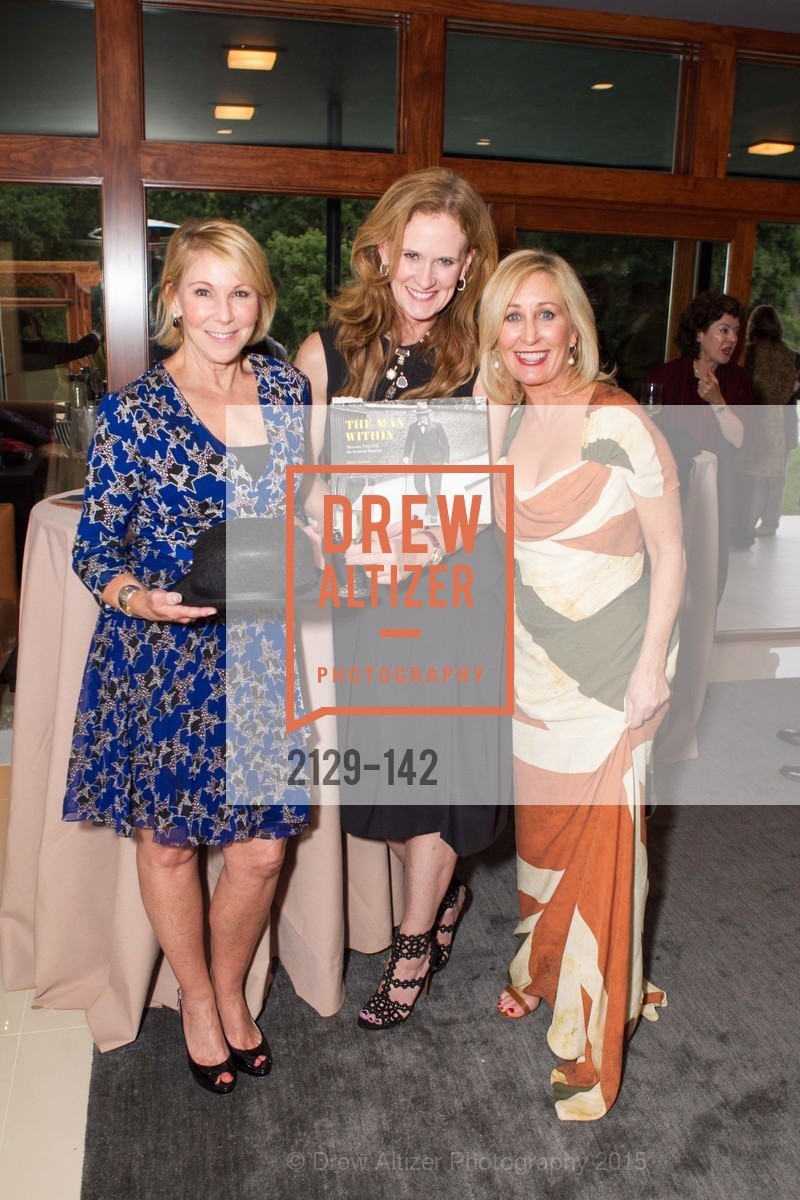 Terri Tiffany, Sukey Forbes, Lisa Keith, THE MAN WITHIN book launch with Randolph Churchill, Private Residence, June 2nd, 2015,Drew Altizer, Drew Altizer Photography, full-service event agency, private events, San Francisco photographer, photographer California