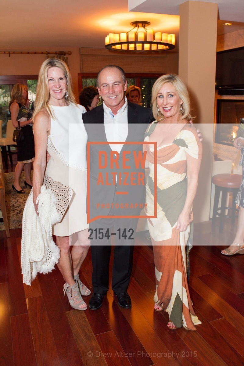 Debbie Bocci, Rick Bocci, Lisa Keith, THE MAN WITHIN book launch with Randolph Churchill, Private Residence, June 2nd, 2015,Drew Altizer, Drew Altizer Photography, full-service agency, private events, San Francisco photographer, photographer california