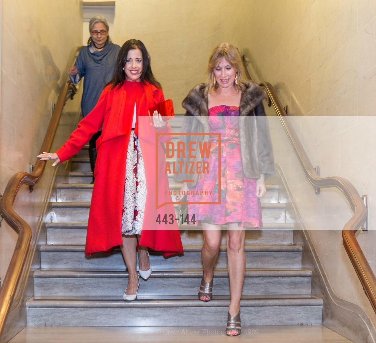 Stephanie Murillo, Kate Reid, ArtPoint's High Style Cocktail Party, Legion of Honor, June 4th, 2015,Drew Altizer, Drew Altizer Photography, full-service agency, private events, San Francisco photographer, photographer california