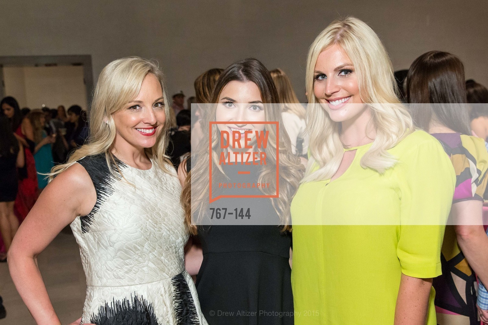 Ariane Nalty, Morgan Fiske, Molly Wilson, ArtPoint's High Style Cocktail Party, Legion of Honor, June 4th, 2015,Drew Altizer, Drew Altizer Photography, full-service agency, private events, San Francisco photographer, photographer california