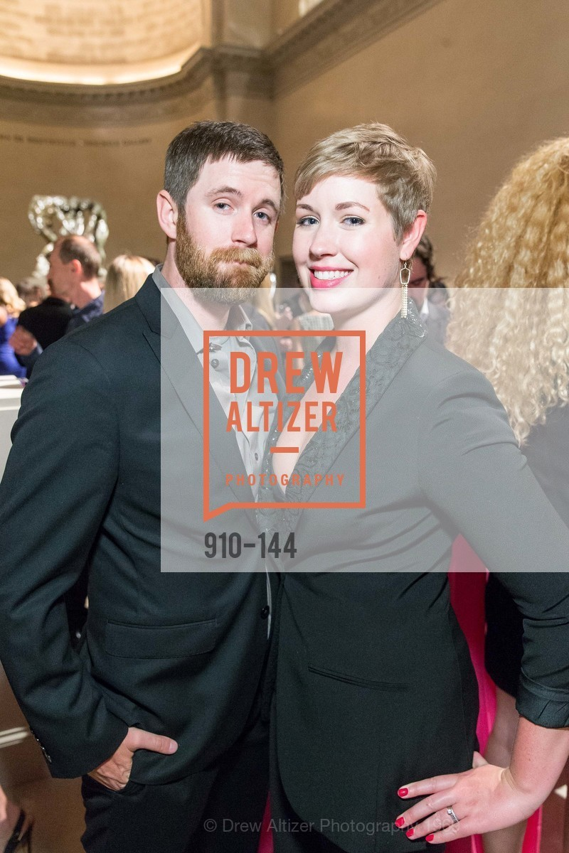 James Winstead, Sarah Lee, ArtPoint's High Style Cocktail Party, Legion of Honor, June 4th, 2015,Drew Altizer, Drew Altizer Photography, full-service agency, private events, San Francisco photographer, photographer california