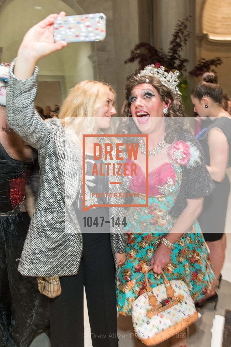 Amy Currier, Queen Dilly Dally, ArtPoint's High Style Cocktail Party, Legion of Honor, June 4th, 2015,Drew Altizer, Drew Altizer Photography, full-service agency, private events, San Francisco photographer, photographer california