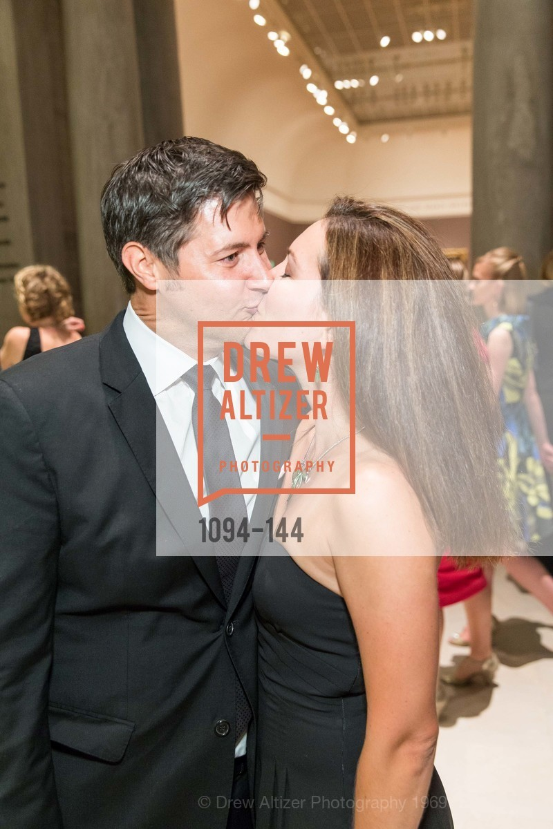 Barrett Falentine, Sigrid Waggener, ArtPoint's High Style Cocktail Party, Legion of Honor, June 4th, 2015,Drew Altizer, Drew Altizer Photography, full-service agency, private events, San Francisco photographer, photographer california