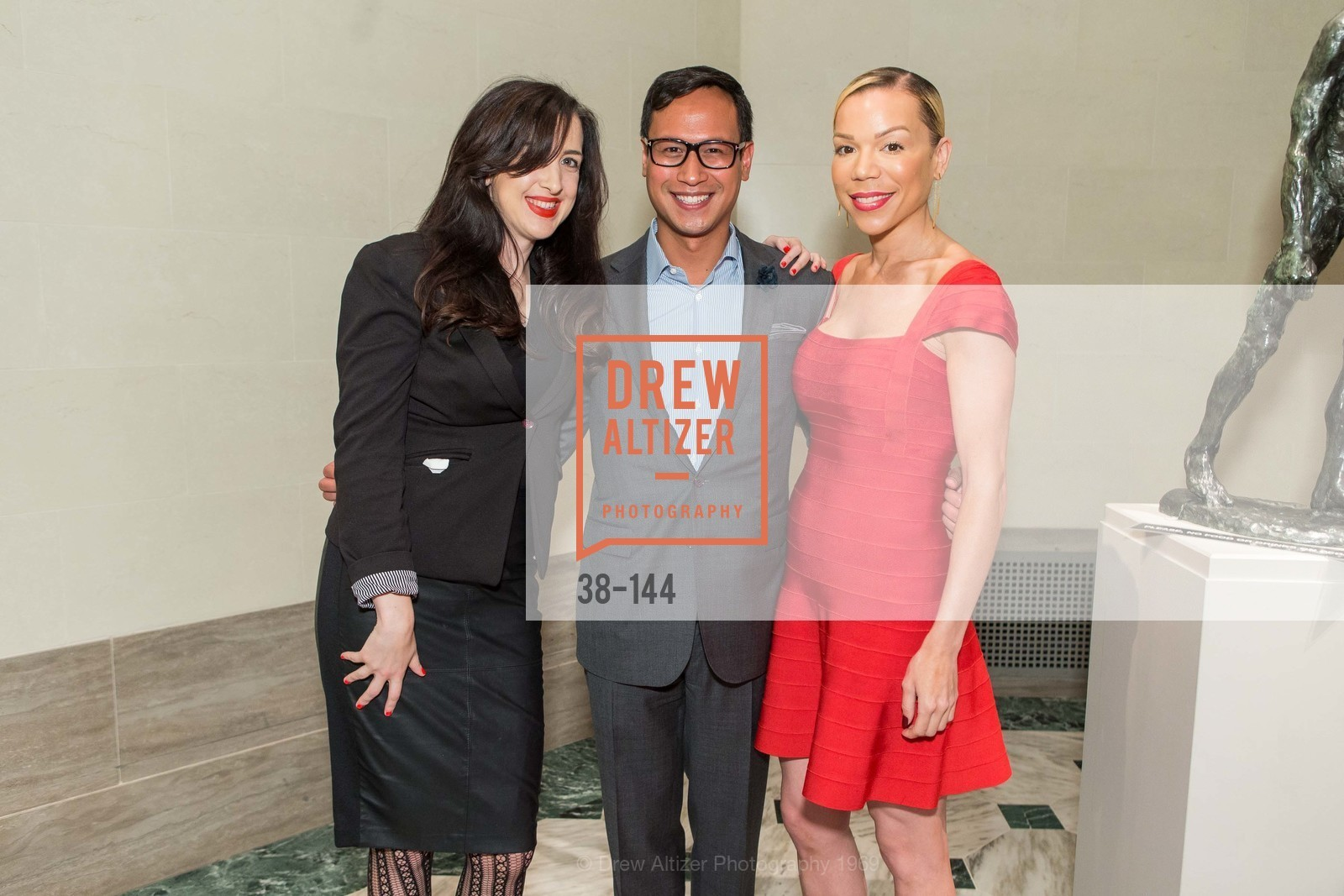 Shannon Eliot, Hadley Wilson, Julia Mathis, ArtPoint's High Style Cocktail Party, Legion of Honor, June 4th, 2015,Drew Altizer, Drew Altizer Photography, full-service agency, private events, San Francisco photographer, photographer california