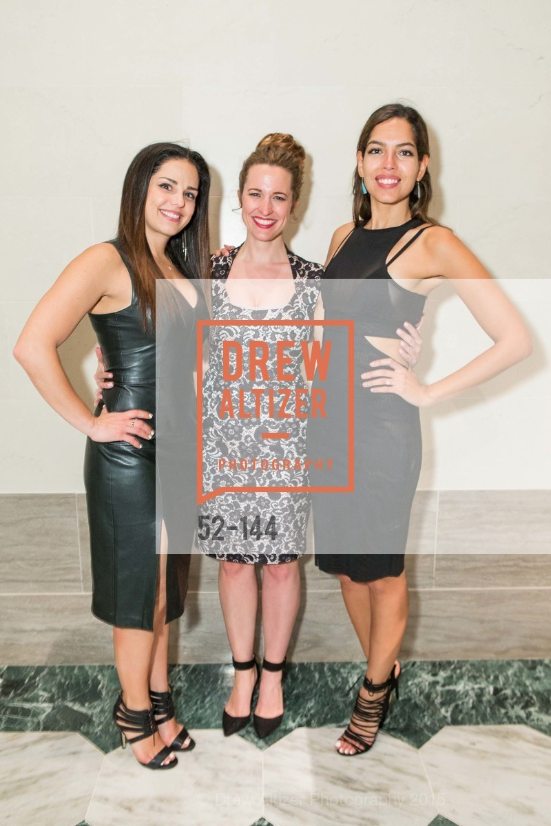 Adrianna Roche, Jo Bernard, Alyssa Fetini, ArtPoint's High Style Cocktail Party, Legion of Honor, June 4th, 2015,Drew Altizer, Drew Altizer Photography, full-service agency, private events, San Francisco photographer, photographer california