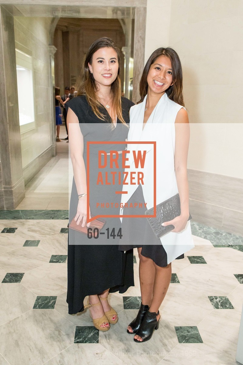 Casey Aylward, Alexandra Maceda, ArtPoint's High Style Cocktail Party, Legion of Honor, June 4th, 2015,Drew Altizer, Drew Altizer Photography, full-service agency, private events, San Francisco photographer, photographer california