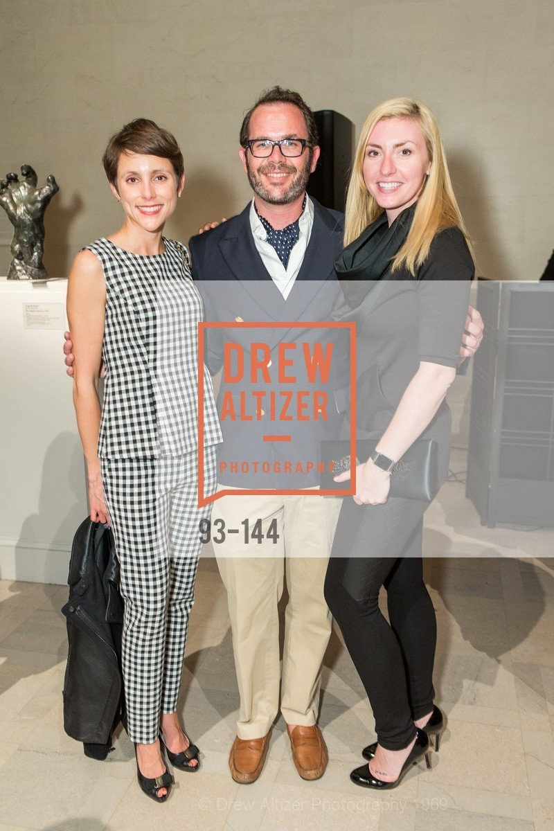 Kristen Herzog, Jesse Herzog, Heather Petrov, ArtPoint's High Style Cocktail Party, Legion of Honor, June 4th, 2015,Drew Altizer, Drew Altizer Photography, full-service agency, private events, San Francisco photographer, photographer california