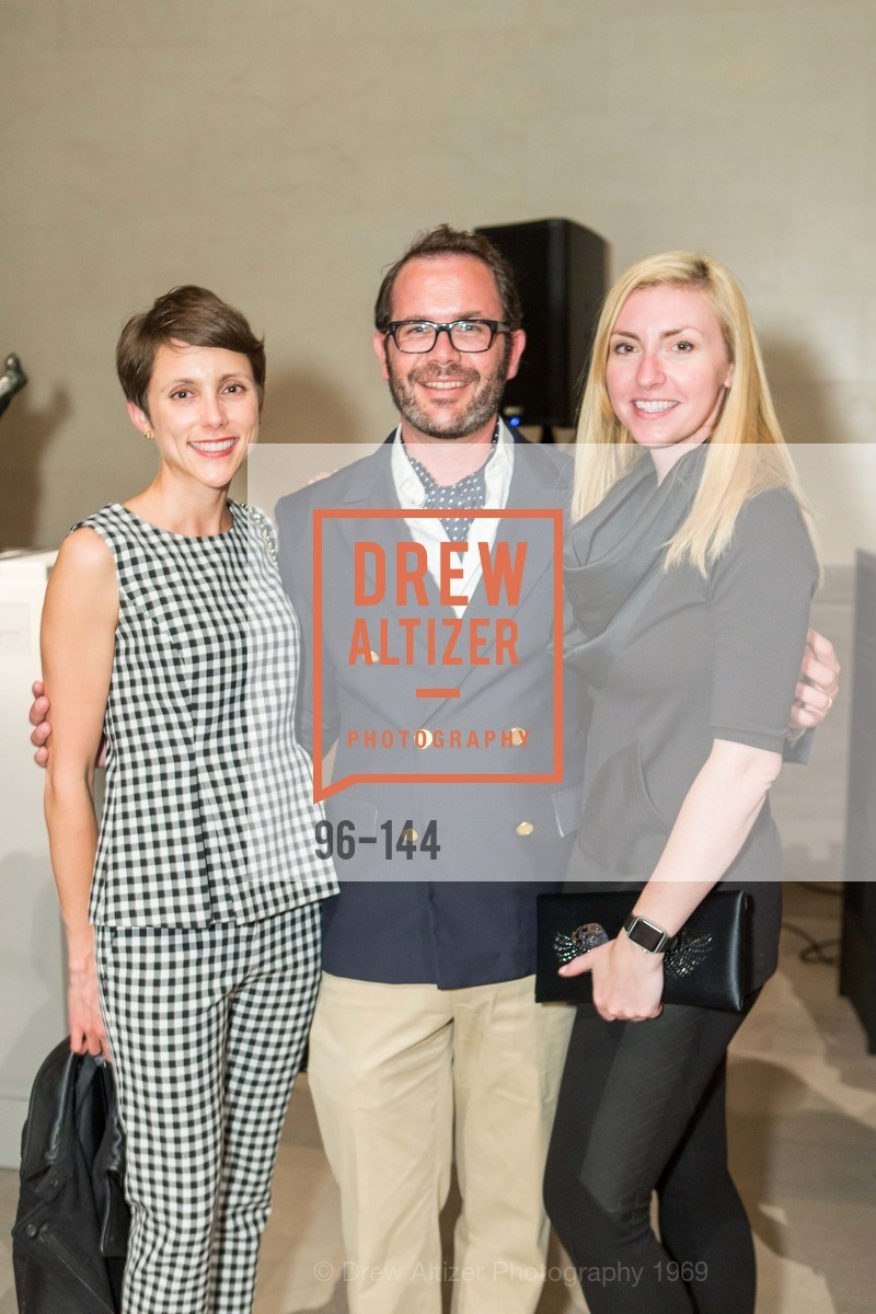 Kristen Herzog, Jesse Herzog, Heather Petrov, ArtPoint's High Style Cocktail Party, Legion of Honor, June 4th, 2015,Drew Altizer, Drew Altizer Photography, full-service event agency, private events, San Francisco photographer, photographer California