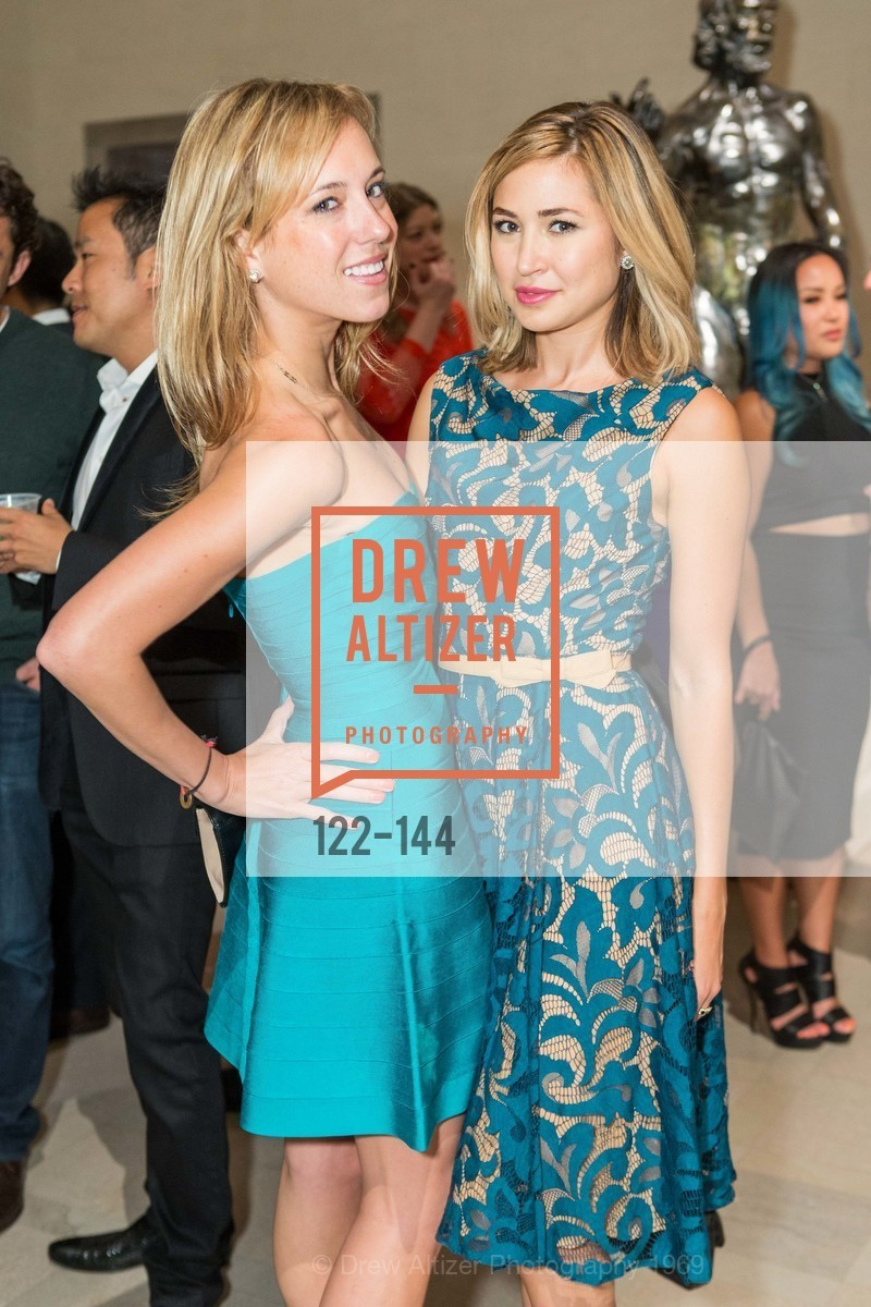 Alexandra Duisberg, Tiffany Demers, ArtPoint's High Style Cocktail Party, Legion of Honor, June 4th, 2015,Drew Altizer, Drew Altizer Photography, full-service event agency, private events, San Francisco photographer, photographer California