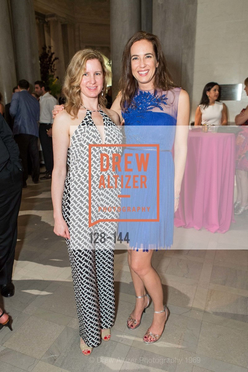 Jenny Kempenich, Lauren Tillner, ArtPoint's High Style Cocktail Party, Legion of Honor, June 4th, 2015,Drew Altizer, Drew Altizer Photography, full-service agency, private events, San Francisco photographer, photographer california