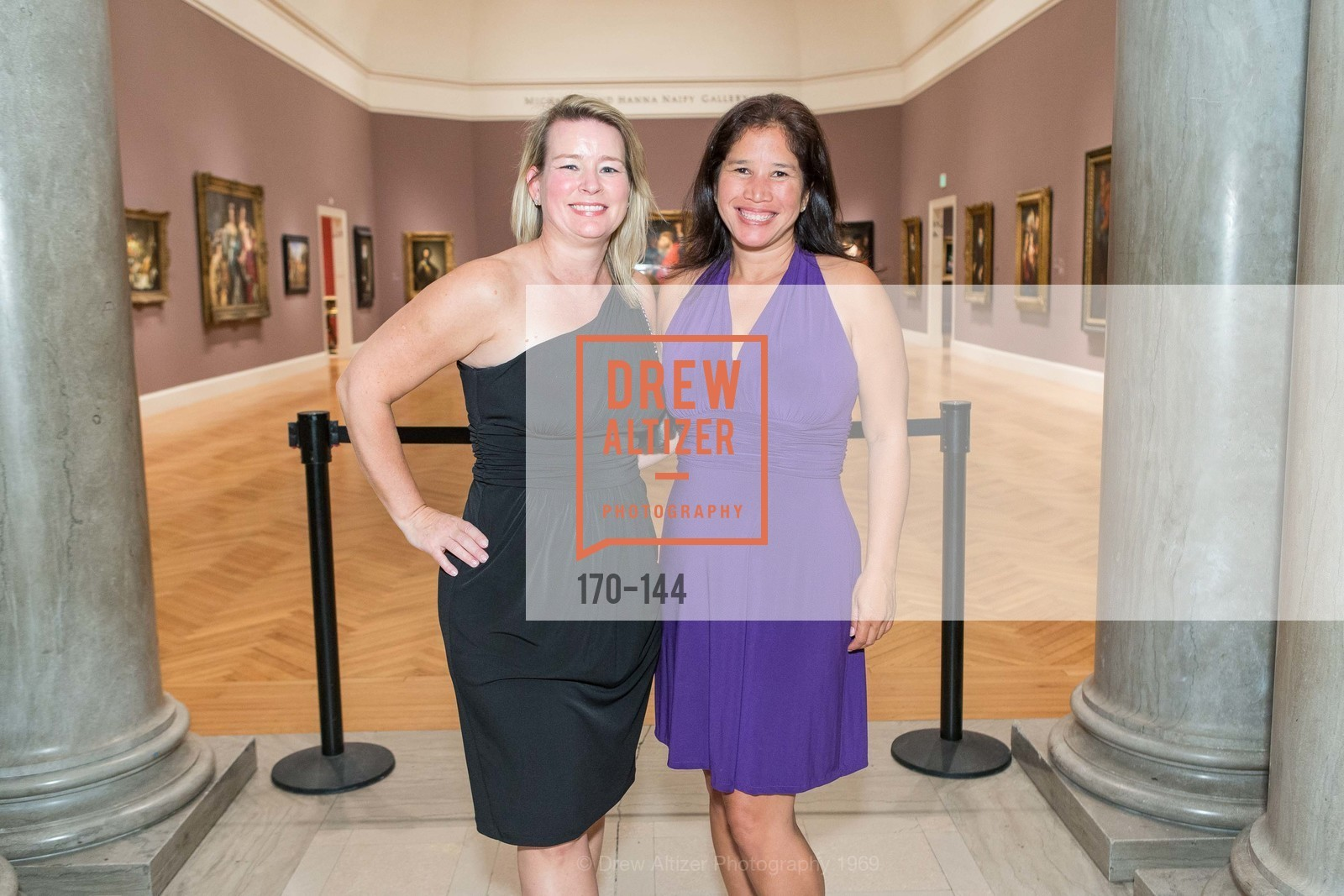 Sarah Gammill, Amanda Sargisson, ArtPoint's High Style Cocktail Party, Legion of Honor, June 4th, 2015,Drew Altizer, Drew Altizer Photography, full-service agency, private events, San Francisco photographer, photographer california