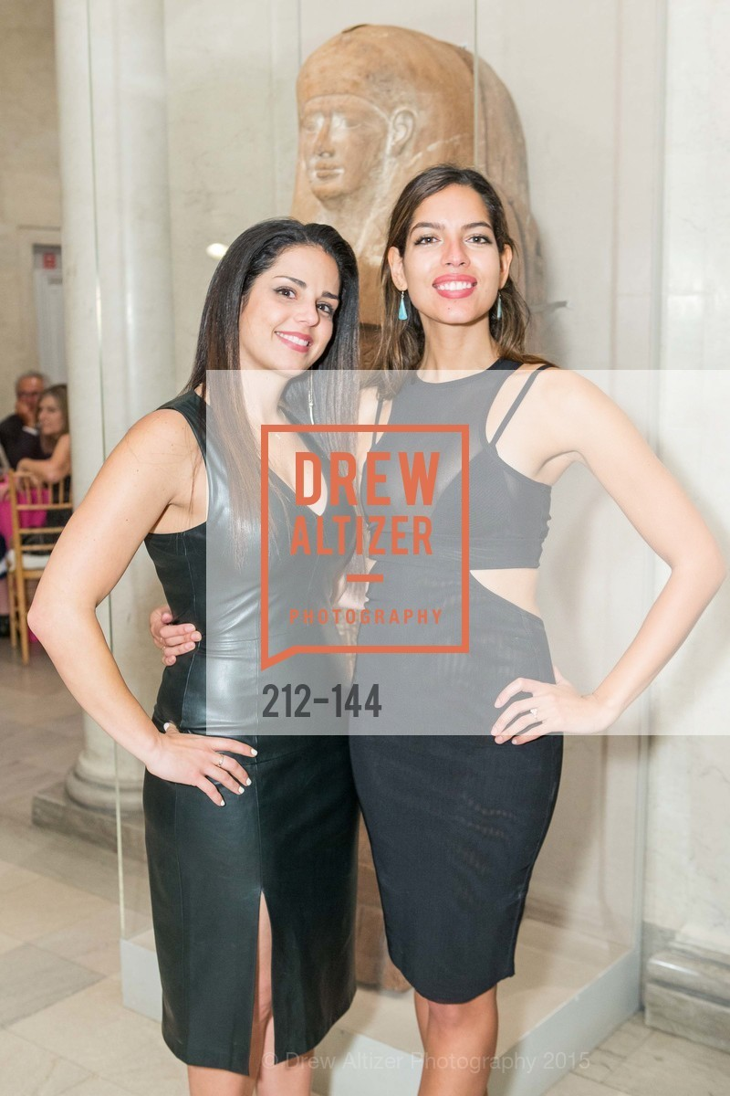 Adrianna Roche, Alyssa Fetini, ArtPoint's High Style Cocktail Party, Legion of Honor, June 4th, 2015,Drew Altizer, Drew Altizer Photography, full-service agency, private events, San Francisco photographer, photographer california