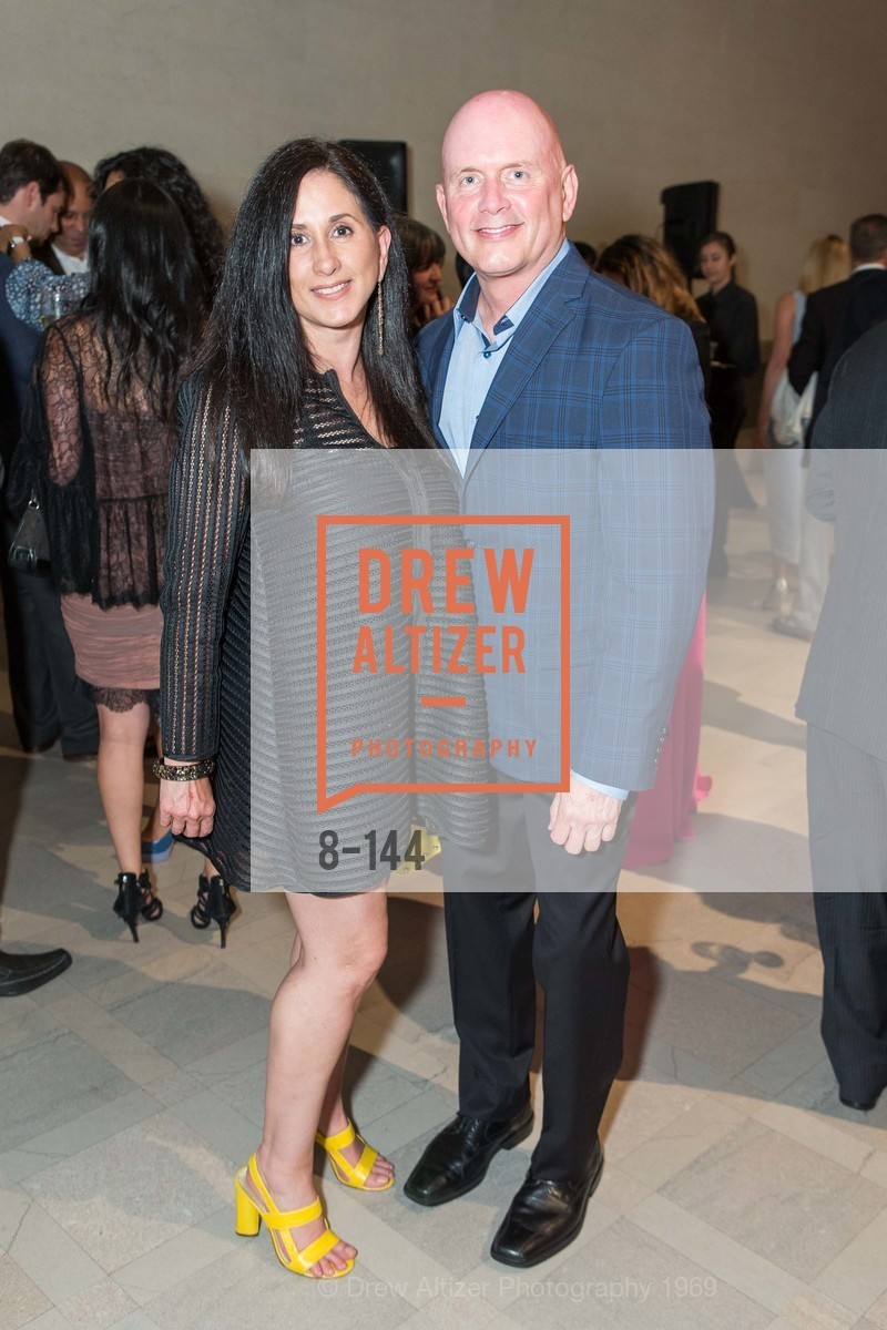 Millie Hanley, Michael Hoy, ArtPoint's High Style Cocktail Party, Legion of Honor, June 4th, 2015,Drew Altizer, Drew Altizer Photography, full-service agency, private events, San Francisco photographer, photographer california