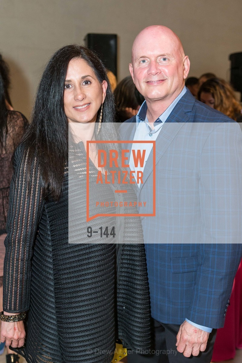 Millie Hanley, Michael Hoy, ArtPoint's High Style Cocktail Party, Legion of Honor, June 4th, 2015