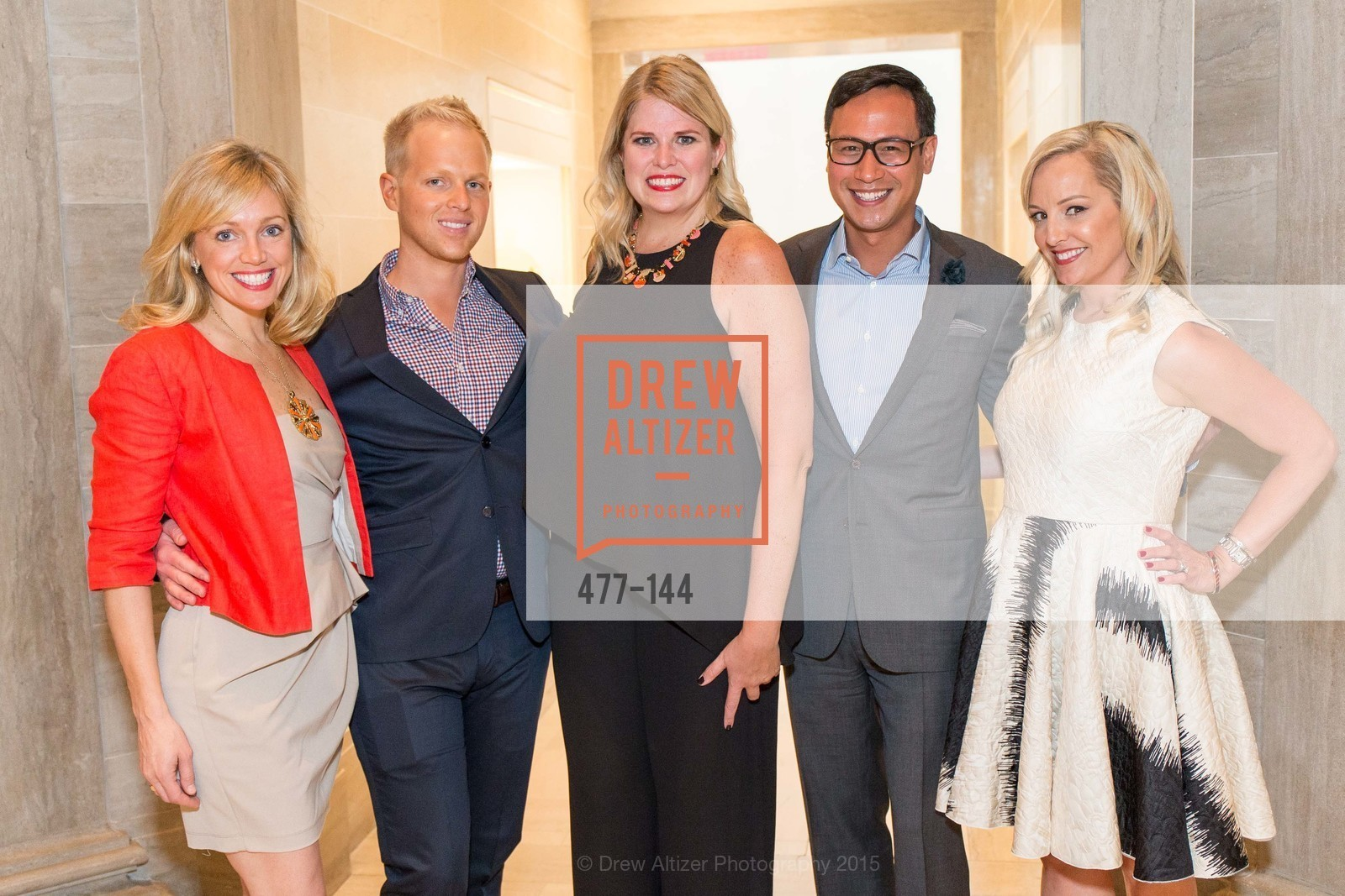 Jennifer Orne, Casey Richards, Julie Yarbrough, Hadley Wilson, Ariane Nalty, ArtPoint's High Style Cocktail Party, Legion of Honor, June 4th, 2015,Drew Altizer, Drew Altizer Photography, full-service agency, private events, San Francisco photographer, photographer california