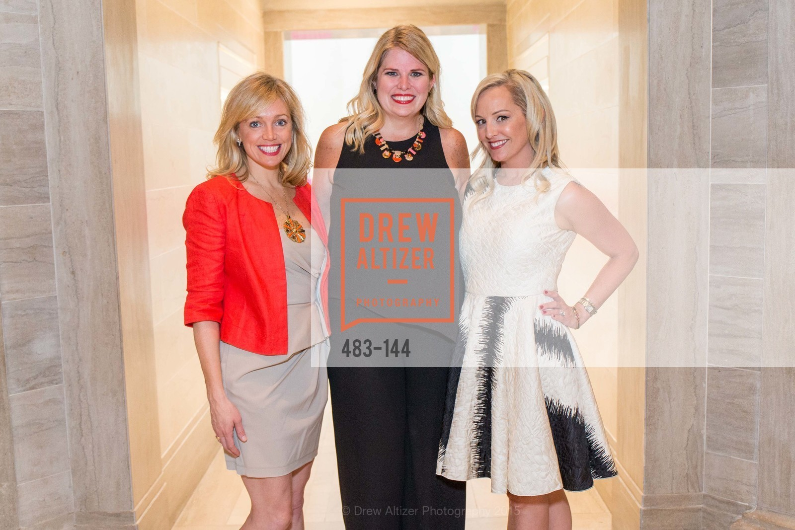 Jennifer Orne, Julie Yarbrough, Ariane Nalty, ArtPoint's High Style Cocktail Party, Legion of Honor, June 4th, 2015,Drew Altizer, Drew Altizer Photography, full-service event agency, private events, San Francisco photographer, photographer California