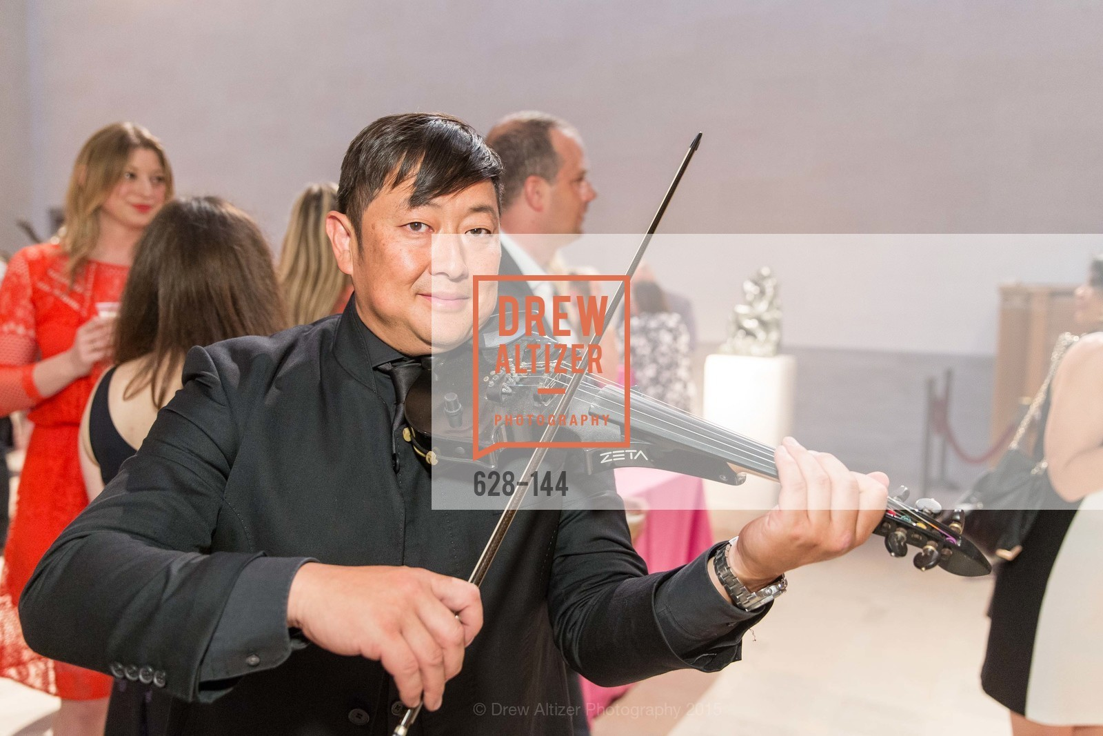 Dave Kim, ArtPoint's High Style Cocktail Party, Legion of Honor, June 4th, 2015