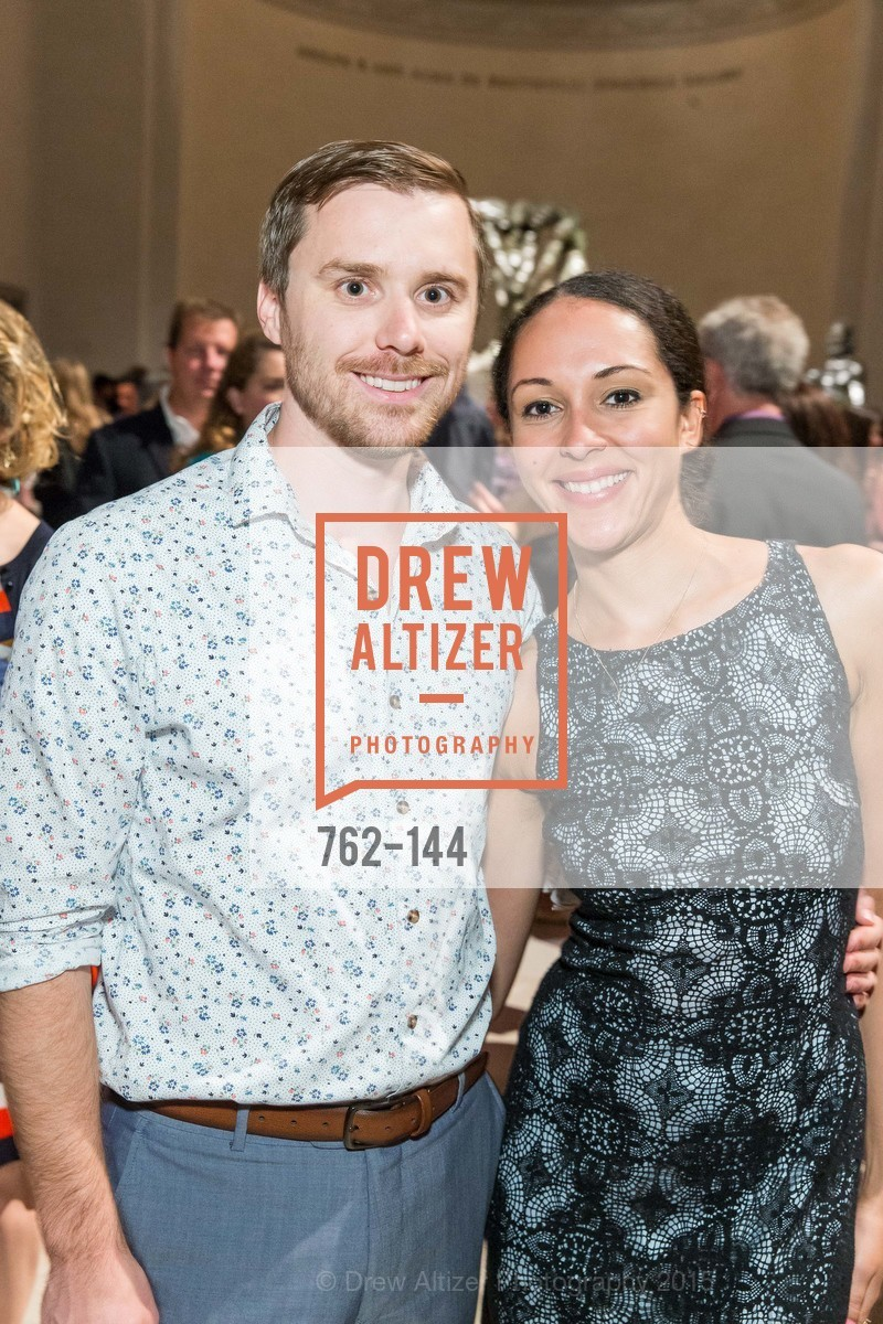 Ryan Kraft, Dominique Paukowits, ArtPoint's High Style Cocktail Party, Legion of Honor, June 4th, 2015,Drew Altizer, Drew Altizer Photography, full-service agency, private events, San Francisco photographer, photographer california