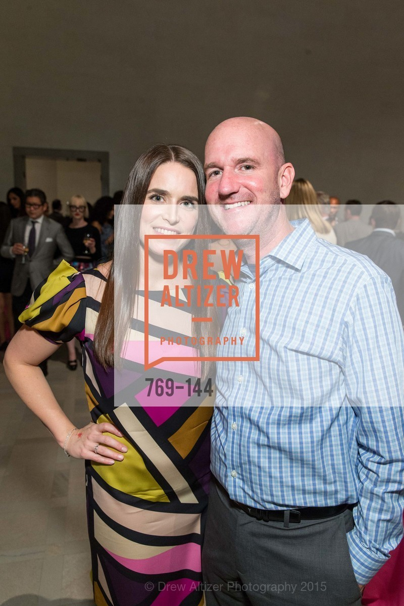 Amanda Riley, David Hall, ArtPoint's High Style Cocktail Party, Legion of Honor, June 4th, 2015,Drew Altizer, Drew Altizer Photography, full-service agency, private events, San Francisco photographer, photographer california