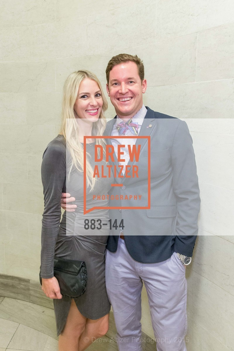 Melissa Jensen, John Griffin, ArtPoint's High Style Cocktail Party, Legion of Honor, June 4th, 2015,Drew Altizer, Drew Altizer Photography, full-service agency, private events, San Francisco photographer, photographer california