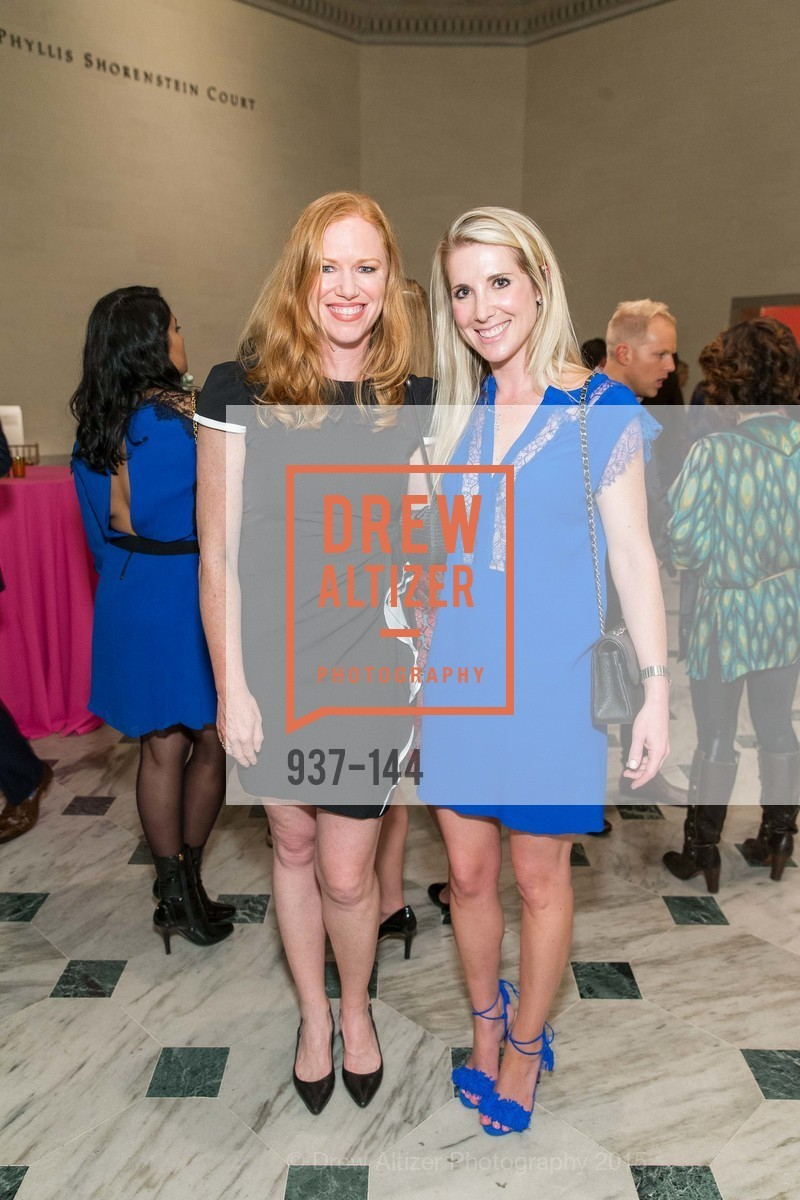 Kelly Buchanan, Samantha Hartwell, ArtPoint's High Style Cocktail Party, Legion of Honor, June 4th, 2015,Drew Altizer, Drew Altizer Photography, full-service agency, private events, San Francisco photographer, photographer california
