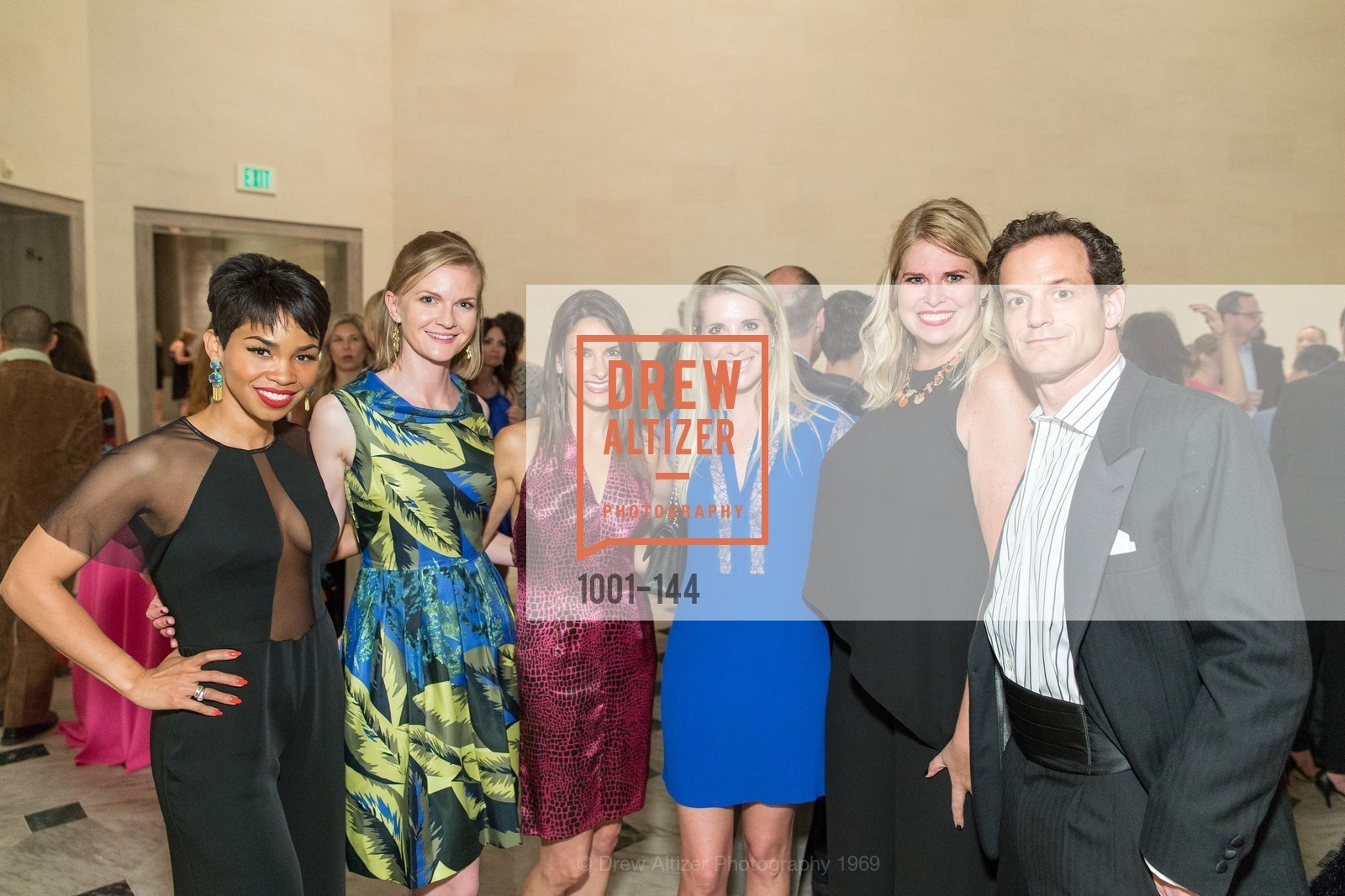 Moanalani Jeffrey, Greer Goings, Samantha Hartwell, Julie Yarbrough, ArtPoint's High Style Cocktail Party, Legion of Honor, June 4th, 2015,Drew Altizer, Drew Altizer Photography, full-service agency, private events, San Francisco photographer, photographer california