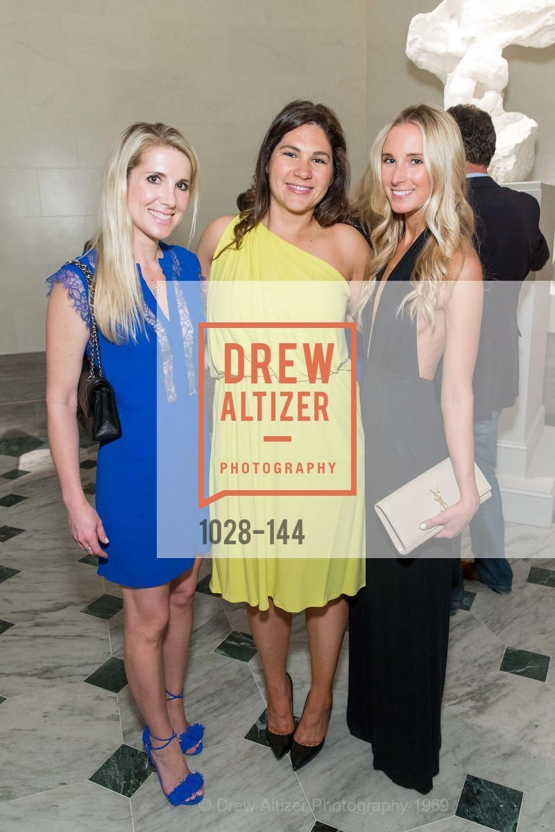 Samantha Hartwell, Kathleen Decker, Mackenna Scripps, ArtPoint's High Style Cocktail Party, Legion of Honor, June 4th, 2015,Drew Altizer, Drew Altizer Photography, full-service agency, private events, San Francisco photographer, photographer california