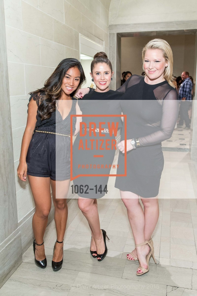 Louella Aquino, Liz Curtis, ArtPoint's High Style Cocktail Party, Legion of Honor, June 4th, 2015,Drew Altizer, Drew Altizer Photography, full-service agency, private events, San Francisco photographer, photographer california