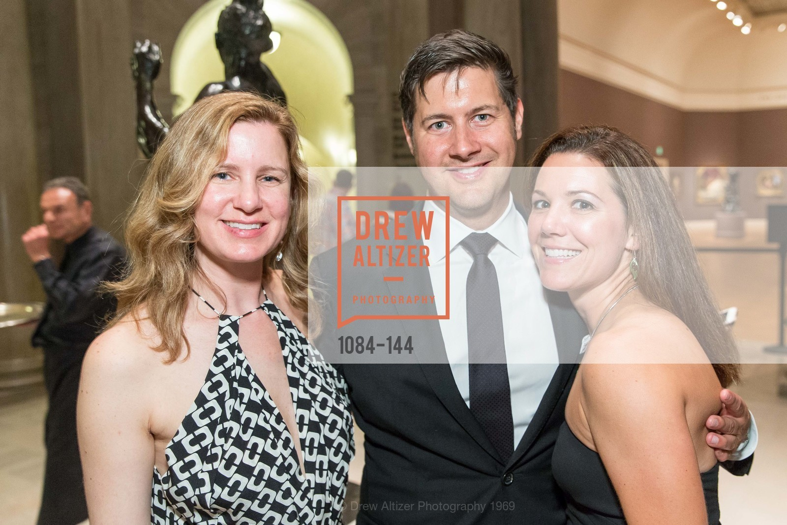 Jenny Kempenich, Barrett Falentine, Sigrid Waggener, ArtPoint's High Style Cocktail Party, Legion of Honor, June 4th, 2015,Drew Altizer, Drew Altizer Photography, full-service agency, private events, San Francisco photographer, photographer california