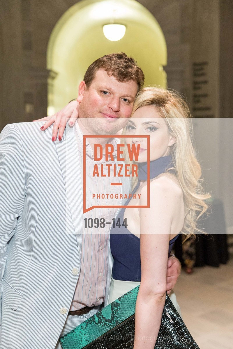 Josh Reynolds, Olivia Mirzoyev, ArtPoint's High Style Cocktail Party, Legion of Honor, June 4th, 2015,Drew Altizer, Drew Altizer Photography, full-service agency, private events, San Francisco photographer, photographer california