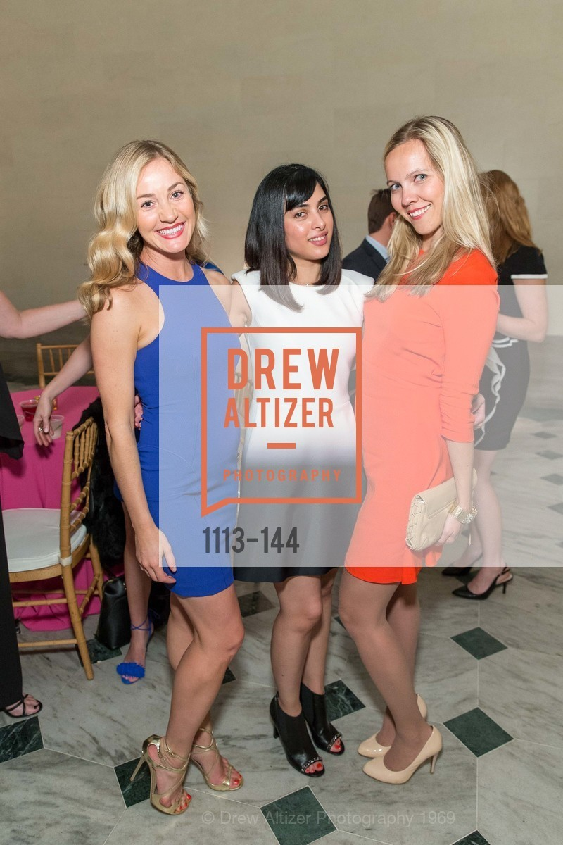 Kristen Stuecher, Mandana Tehrani, Oksana Federinko, ArtPoint's High Style Cocktail Party, Legion of Honor, June 4th, 2015,Drew Altizer, Drew Altizer Photography, full-service agency, private events, San Francisco photographer, photographer california