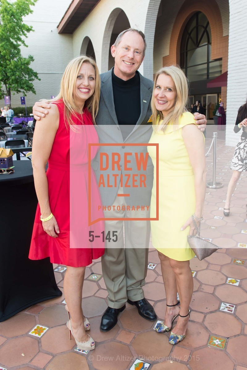 Jennie Lang, Gary Ahern, Kim Boyanowski, DREAMS HAPPEN: Playhouse Auction and Gala, Stanford Shopping Center, June 5th, 2015,Drew Altizer, Drew Altizer Photography, full-service agency, private events, San Francisco photographer, photographer california