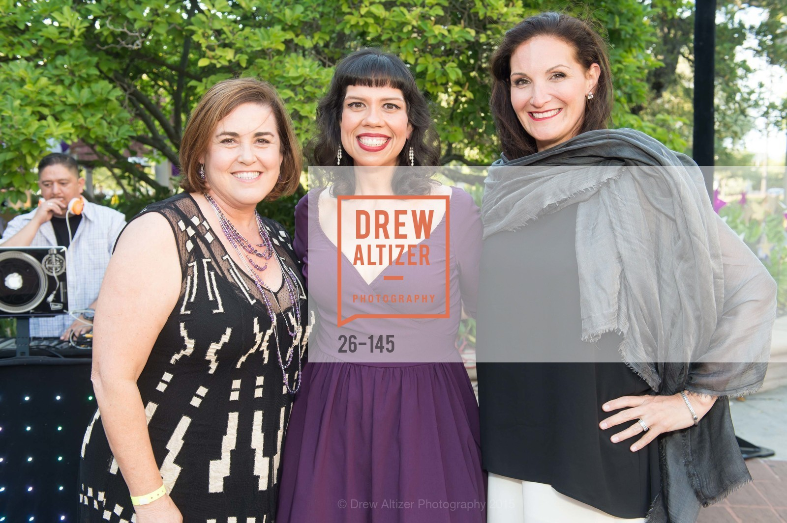 Connie Ahern, Annel Aguayo, Stephanie Oshman, DREAMS HAPPEN: Playhouse Auction and Gala, Stanford Shopping Center, June 5th, 2015,Drew Altizer, Drew Altizer Photography, full-service agency, private events, San Francisco photographer, photographer california