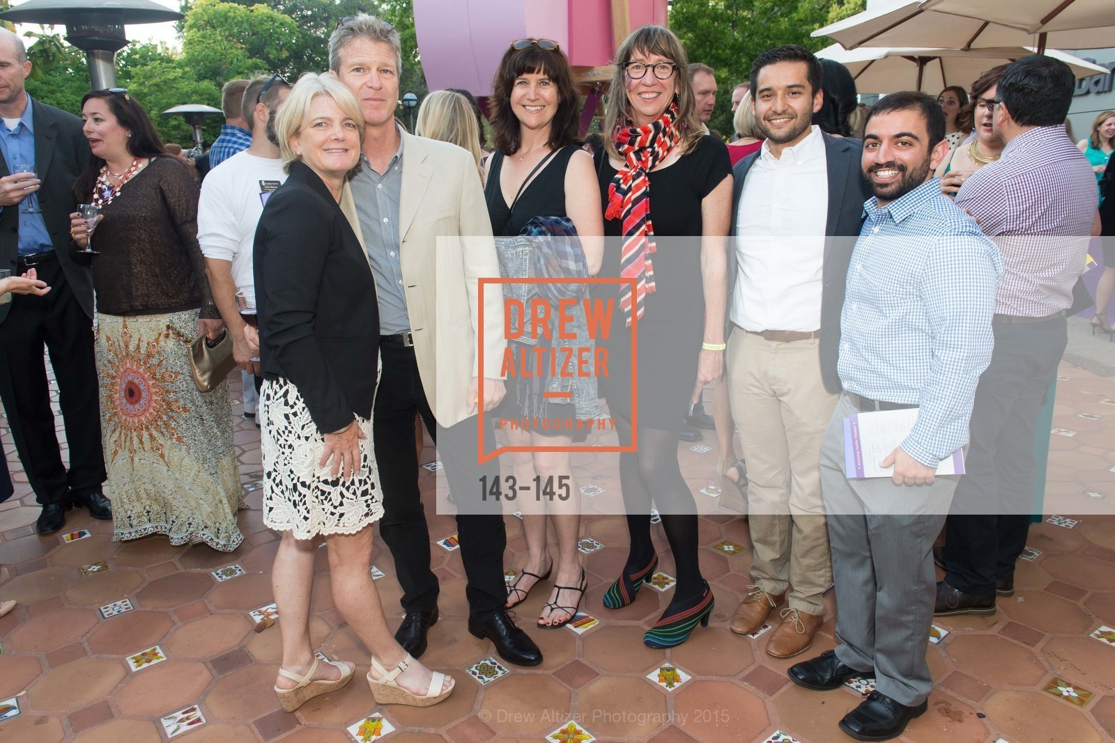 Abby Hayes, Ken Hayes, Eileen Butler, Barbara Butler, Rafael Delgavilla, Daniel Maiel, DREAMS HAPPEN: Playhouse Auction and Gala, Stanford Shopping Center, June 5th, 2015,Drew Altizer, Drew Altizer Photography, full-service agency, private events, San Francisco photographer, photographer california